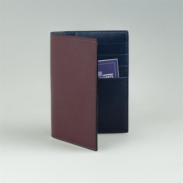 Shoes & Shirts Passport case