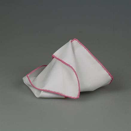 Shoes & Shirts Pochet cotton pink