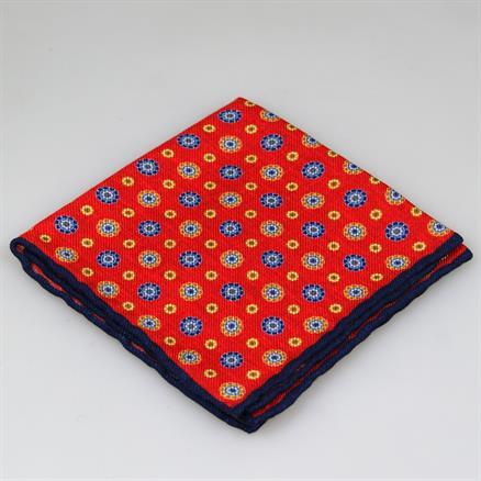 Shoes & Shirts Pochette flower-dot