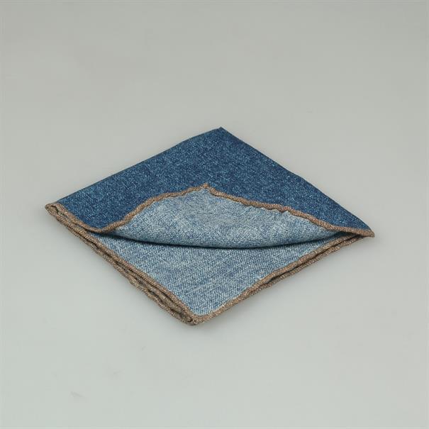 Shoes & Shirts Pocket square plain