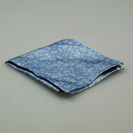 Shoes & Shirts Pocket square silk pais