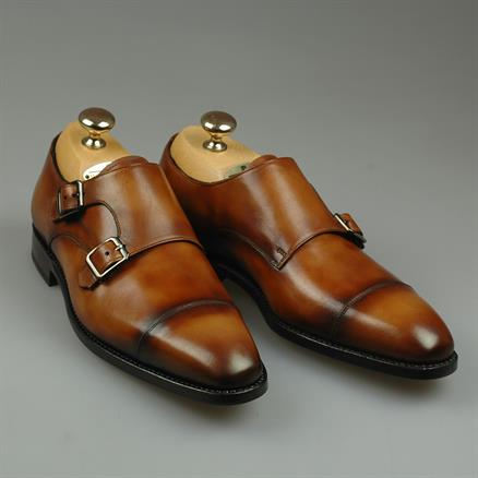 Shoes & Shirts Ronda double monk