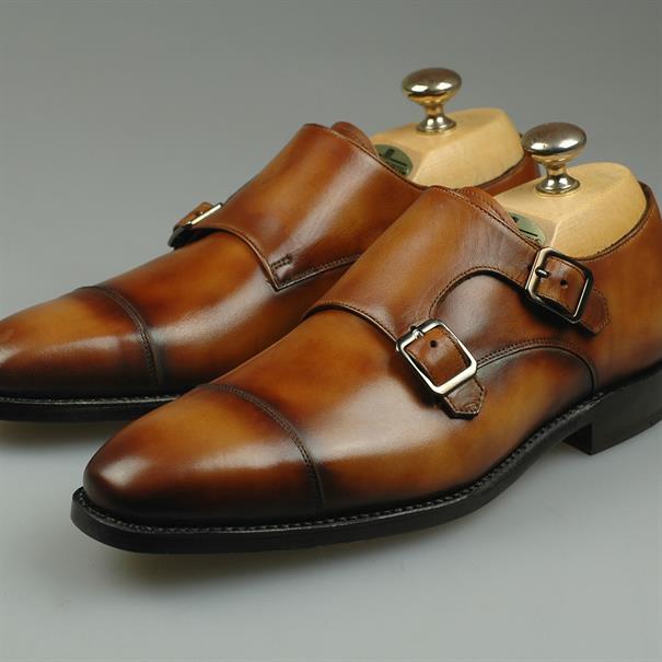 Shoes & Shirts Ronda double monk