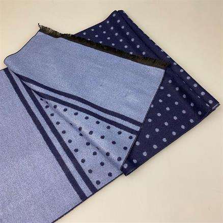 Shoes & Shirts Scarf city style dot