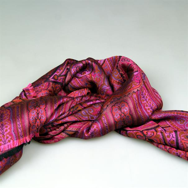 Shoes & Shirts Scarf fancy paysley