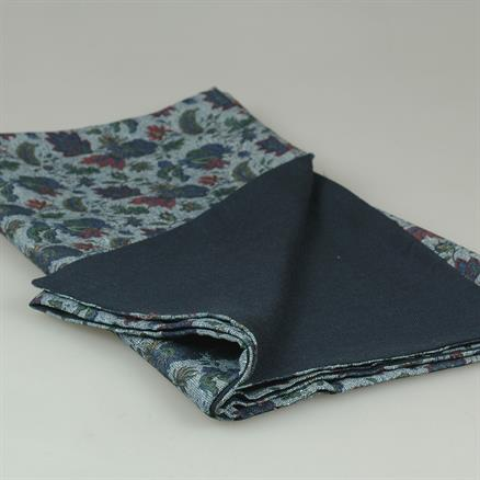 Shoes & Shirts Scarf flower pattern
