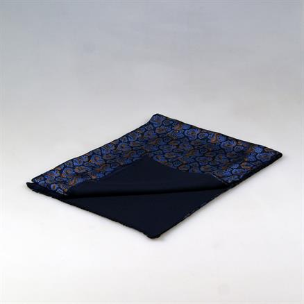 Shoes & Shirts Scarf paysley silk/wool