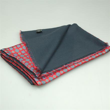 Shoes & Shirts Scarf silk/wool classic