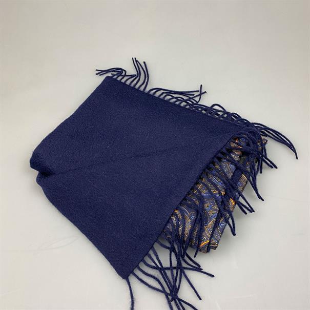 Shoes & Shirts Scarf silk/wool paris