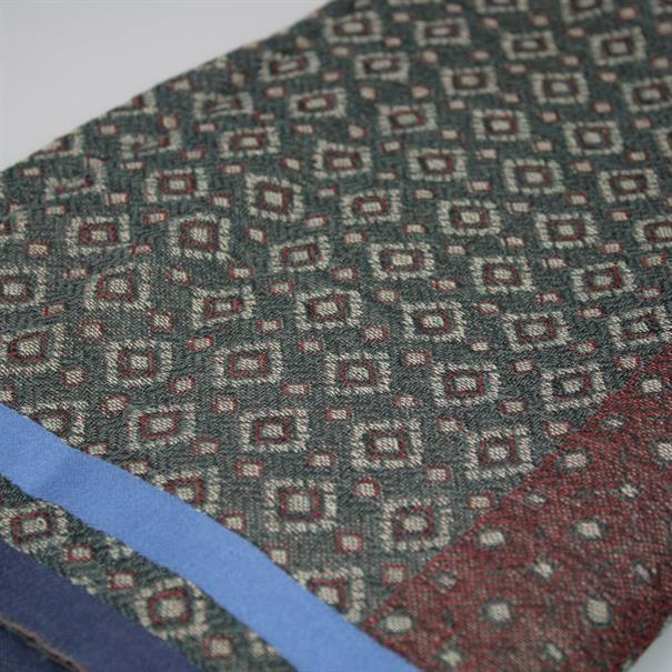 Shoes & Shirts Scarf wool/cotttimeless