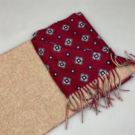 Shoes & Shirts Scarf wool crossfall