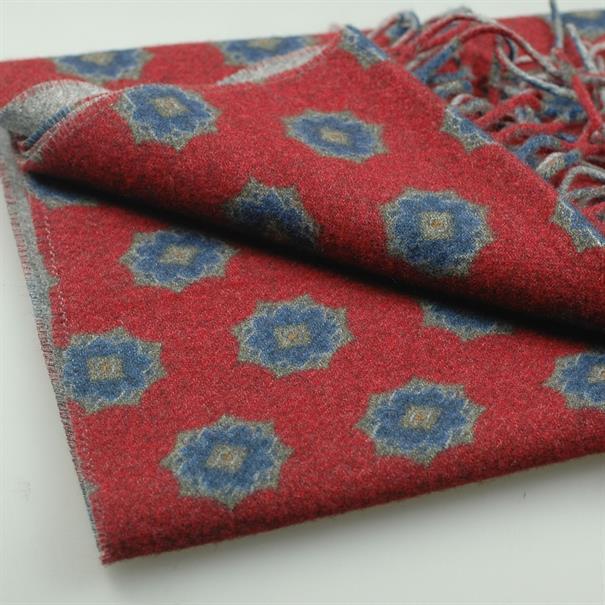 Shoes & Shirts Scarf wool modern flower