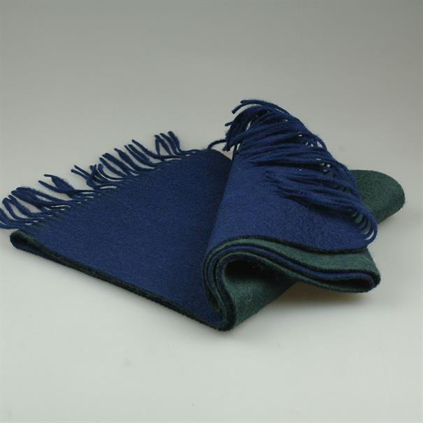 Shoes & Shirts Scarf wool uni dark