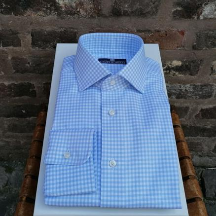 Shoes & Shirts Spread modern italian check