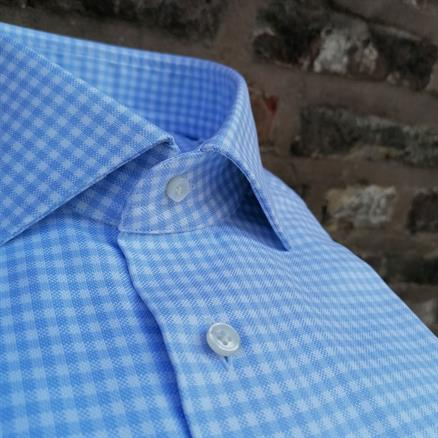 Shoes & Shirts Spread modern italian check