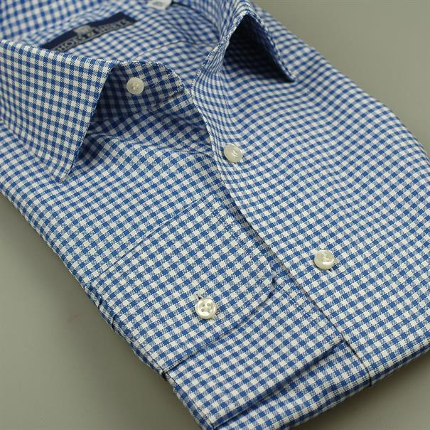 Shoes & Shirts Spread modern strong check