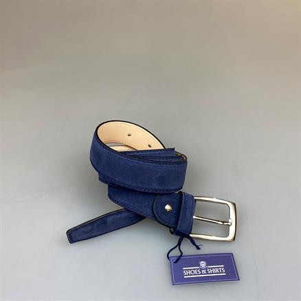 Shoes & Shirts Suede belt