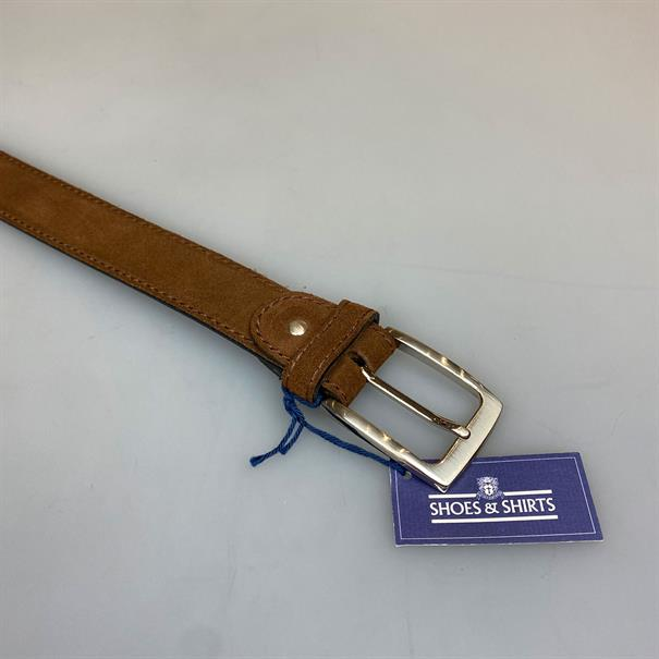Shoes & Shirts Suede belt