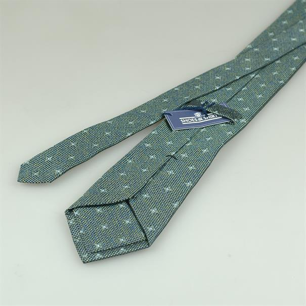 Shoes & Shirts Tie flower woven