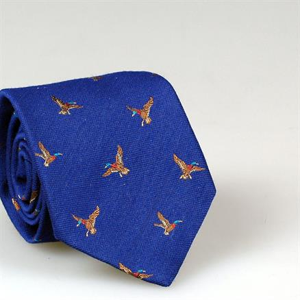 Shoes & Shirts Tie flying duck