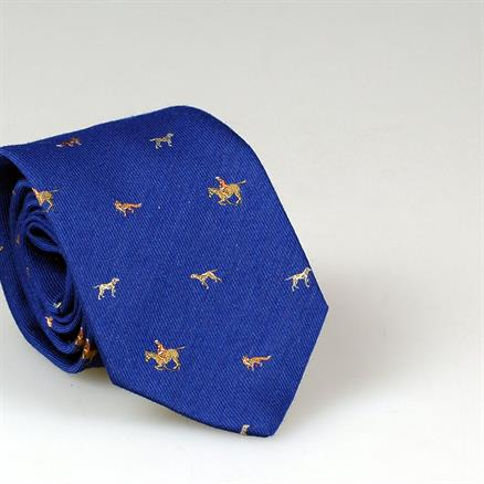 Shoes & Shirts Tie hunting animals