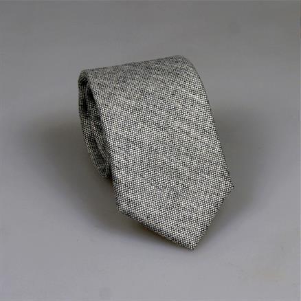 Shoes & Shirts Tie plain woven