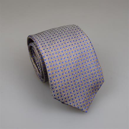 Shoes & Shirts Tie silk checks
