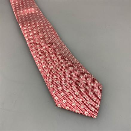 Shoes & Shirts Tie silk/cotton flower