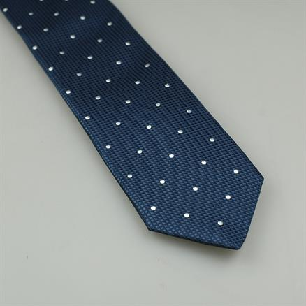 Shoes & Shirts Tie silk dot