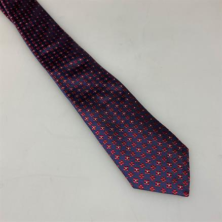 Shoes & Shirts Tie silk fleur