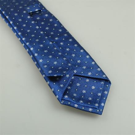 Shoes & Shirts Tie silk flower bright