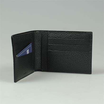 Shoes & Shirts Wallet c.card grain