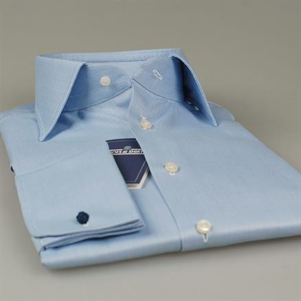 Shoes & Shirts Windsor plain d/cuff