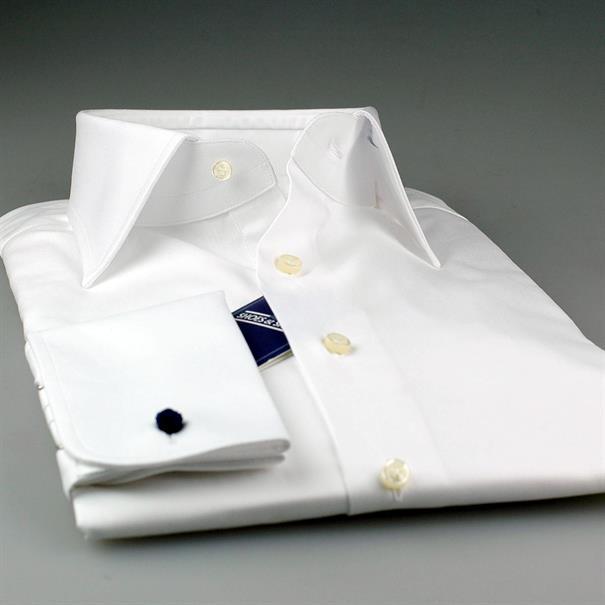 Shoes & Shirts Windsor plain d/cuff