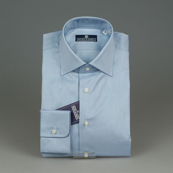 Shoes & Shirts Windsor plain s/cuff