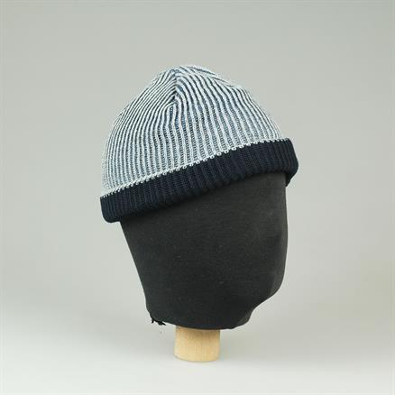 Shoes & Shirts Wool rib beanie hat