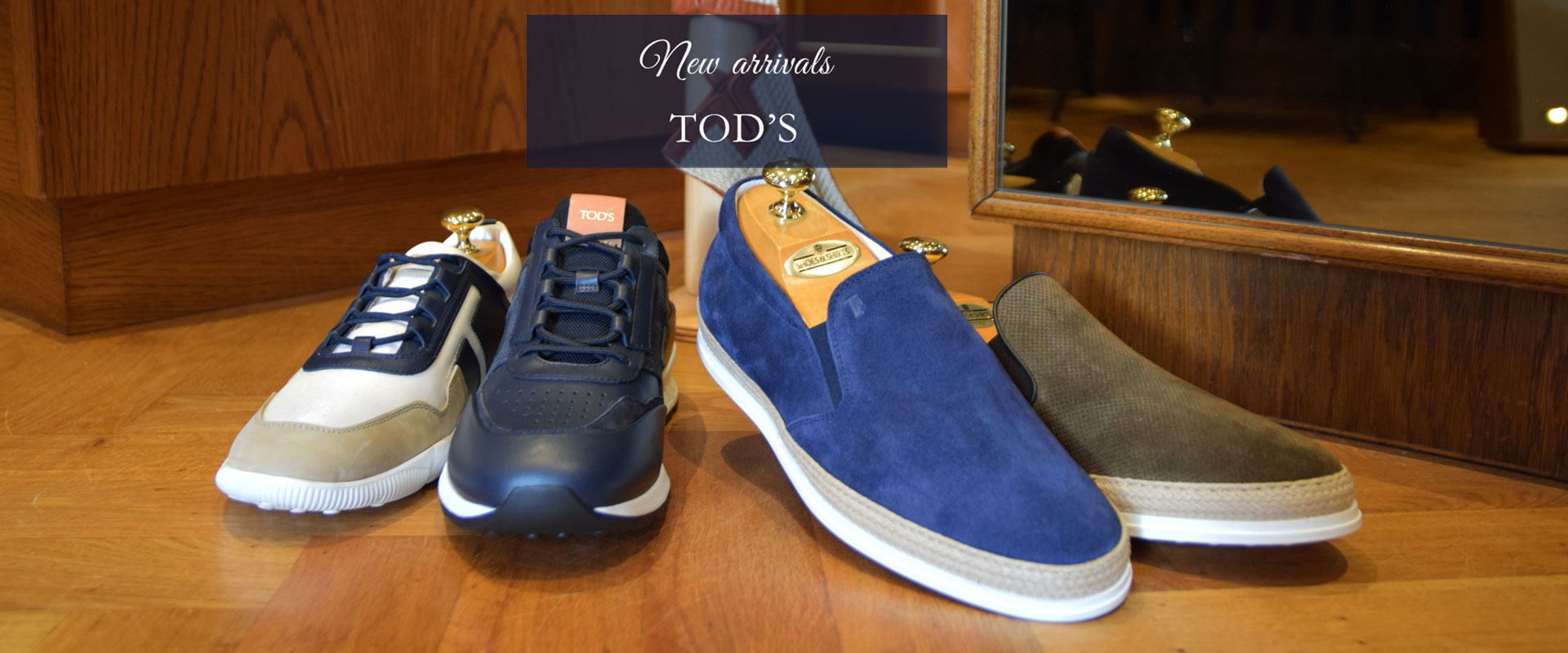 Tod's banner new arrival #2 2020