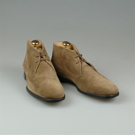 Tod's Boot allacciato suede