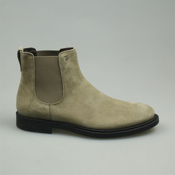 Tod's Chelsea boot suede