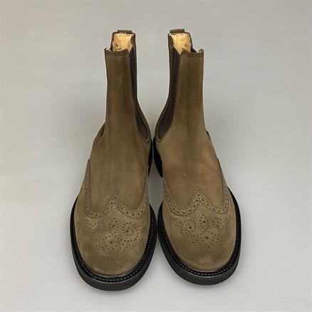 Tod's Chelsea boot wingtip