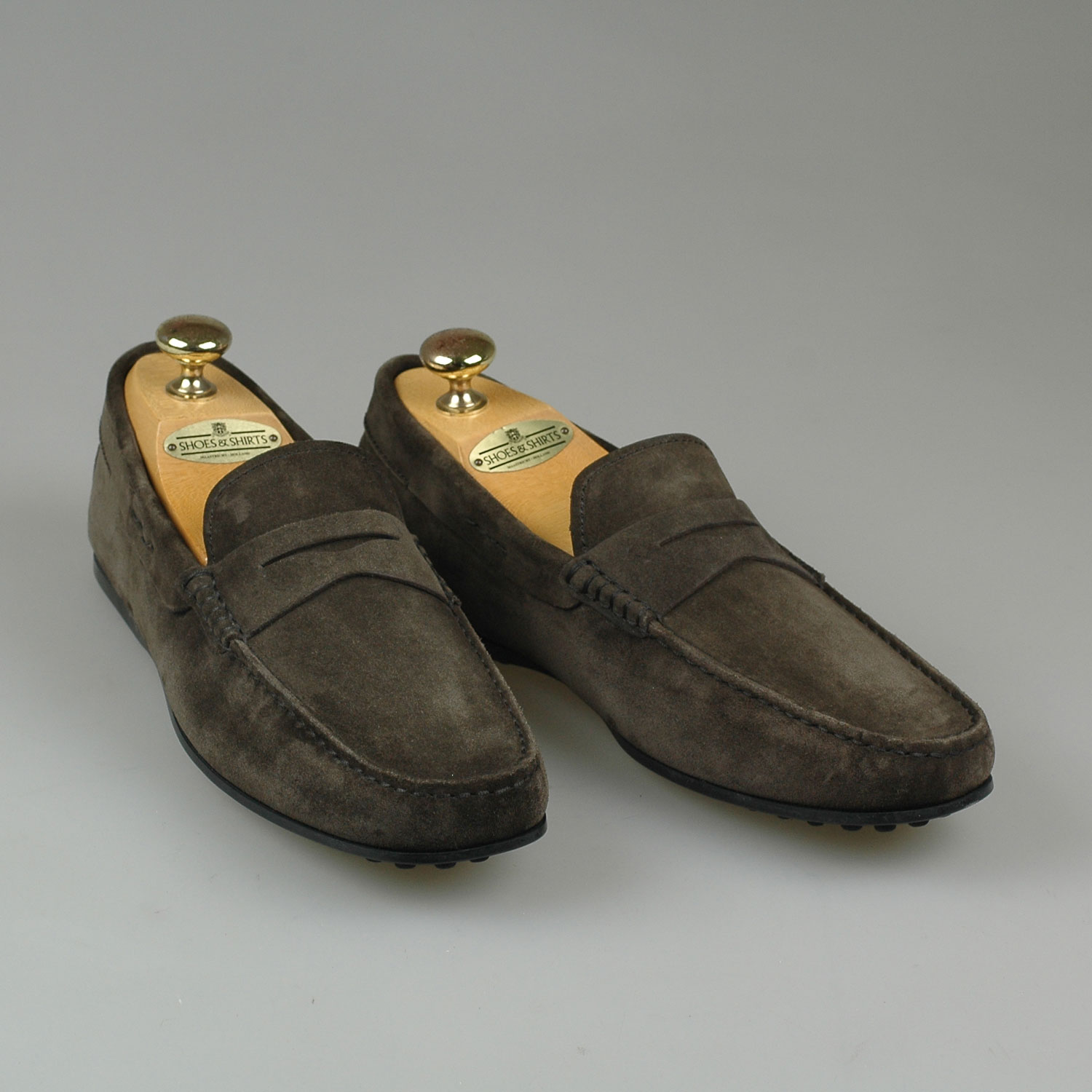10c3f4fc5a Tod's Gommino driving suede
