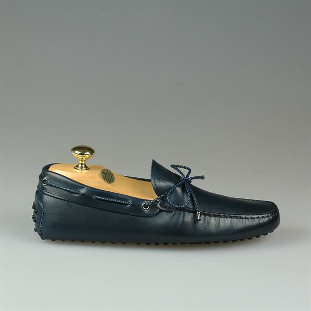 Tod's Lacetto gommino leather