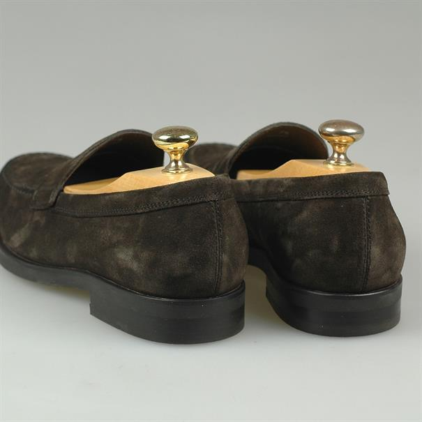 Tod's Loafer formale suede