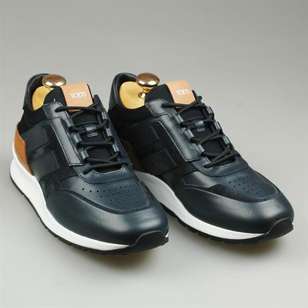 Tod's Sneaker luxury leather/suede