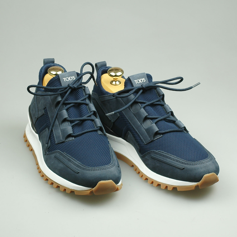 Tod's Sneaker nubuck hightech
