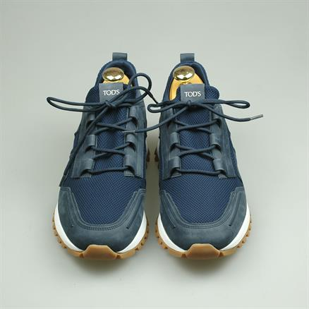 Tod's Sneaker nubuck hightech
