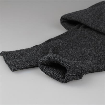 William Lockie Pull crewneck charcoal