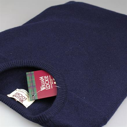 William Lockie Pull crewneck navy